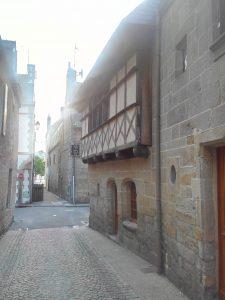 Audierne-La rue Danton