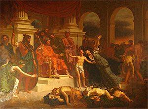 Le martyr des sept macchabées