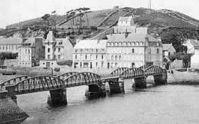 Le pont Audierne