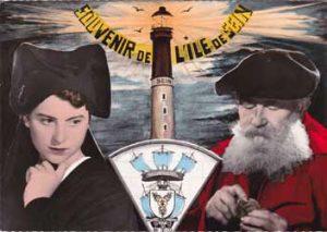 Carte postale Jean Audierne