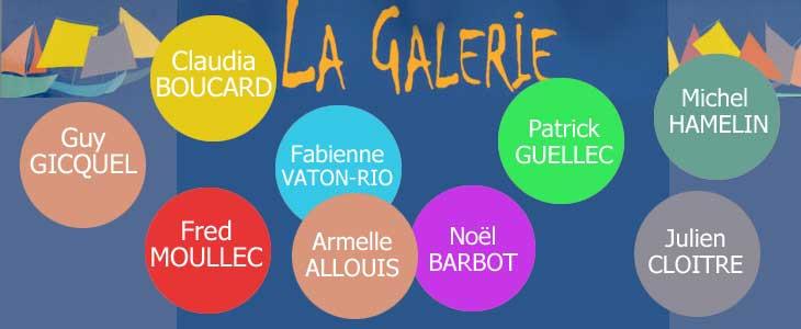 La Galerie Audierne
