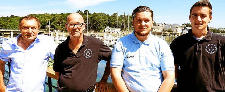 Deux agents recrutés Audierne