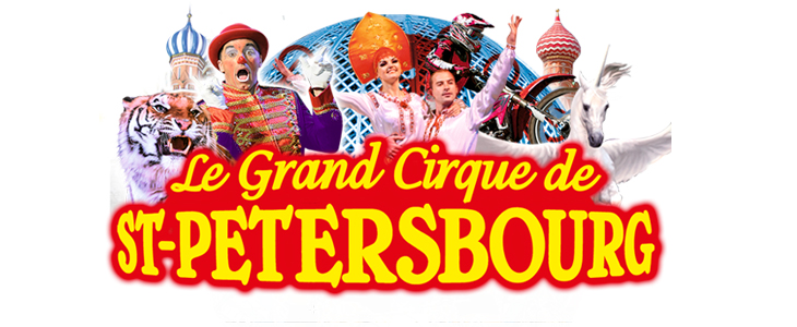 Le Grand Cirque de St-Petersbourg Audierne