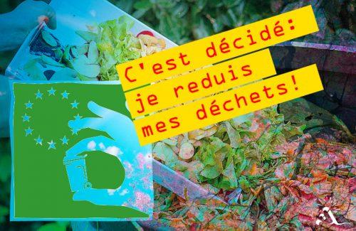 Réductions des déchets Esquibien Audierne