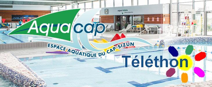 Téléthon Aquacap Esquibien Audierne